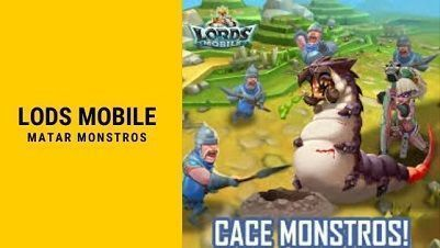 lods mobile monstros
