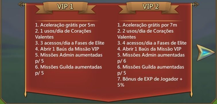 lords mobile vip